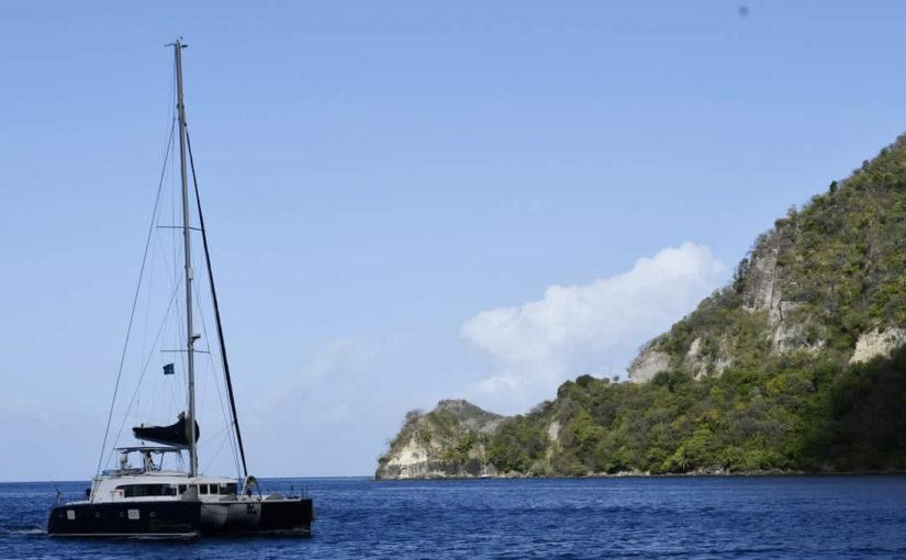 Isole di San Blas a vela