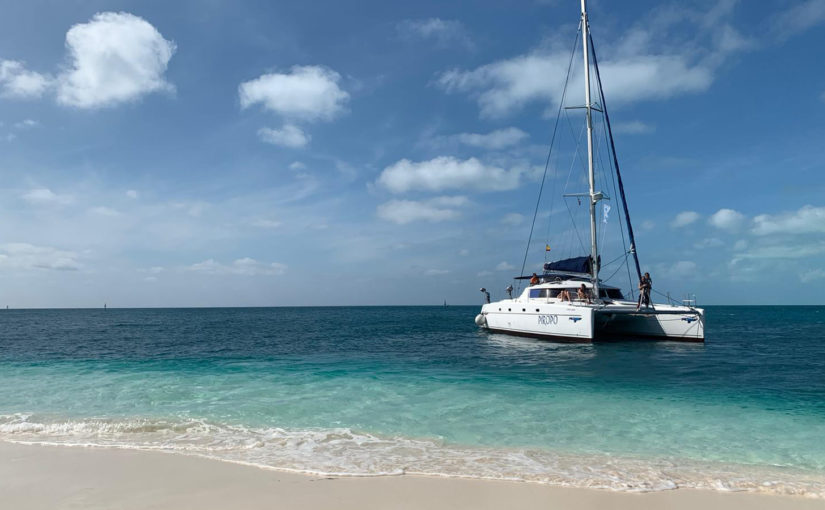Cuba in Catamarano