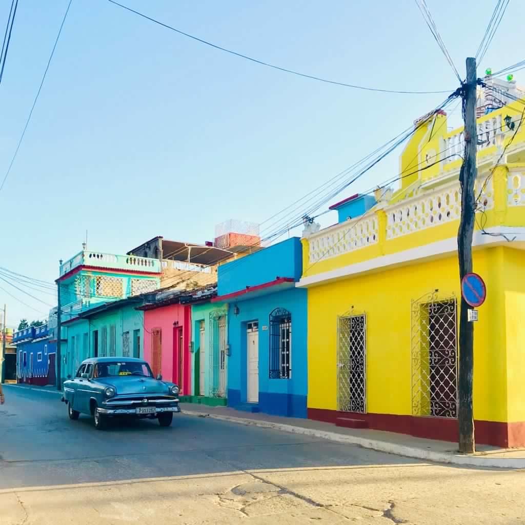 Casa Cuba a Trinidad