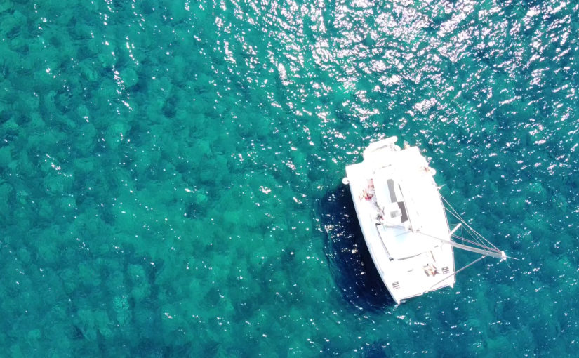 Isole Eolie in Catamarano